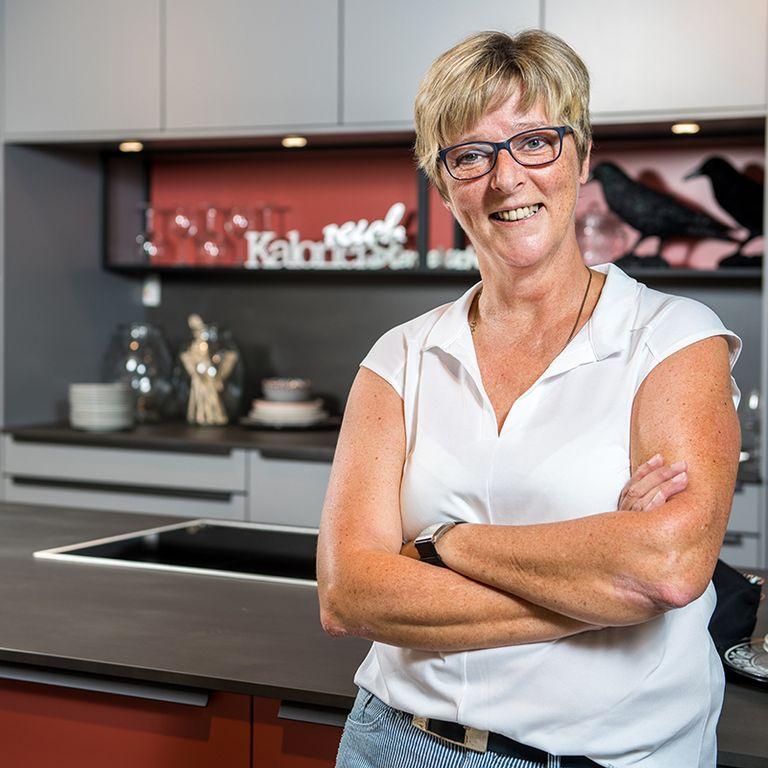 Kuechen Scherer Team Monika Becker