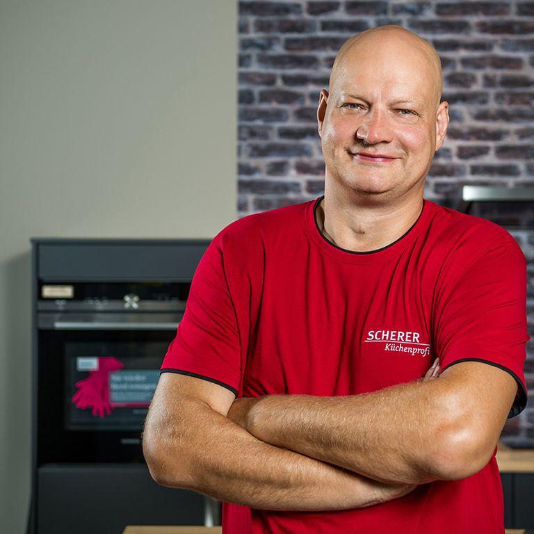 Kuechen Scherer Team Technik Artur Polaczek
