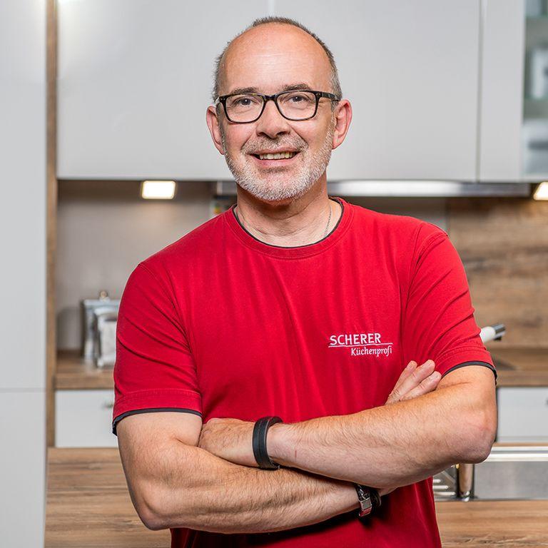 Kuechen Scherer Team Technik Norbert Roehn